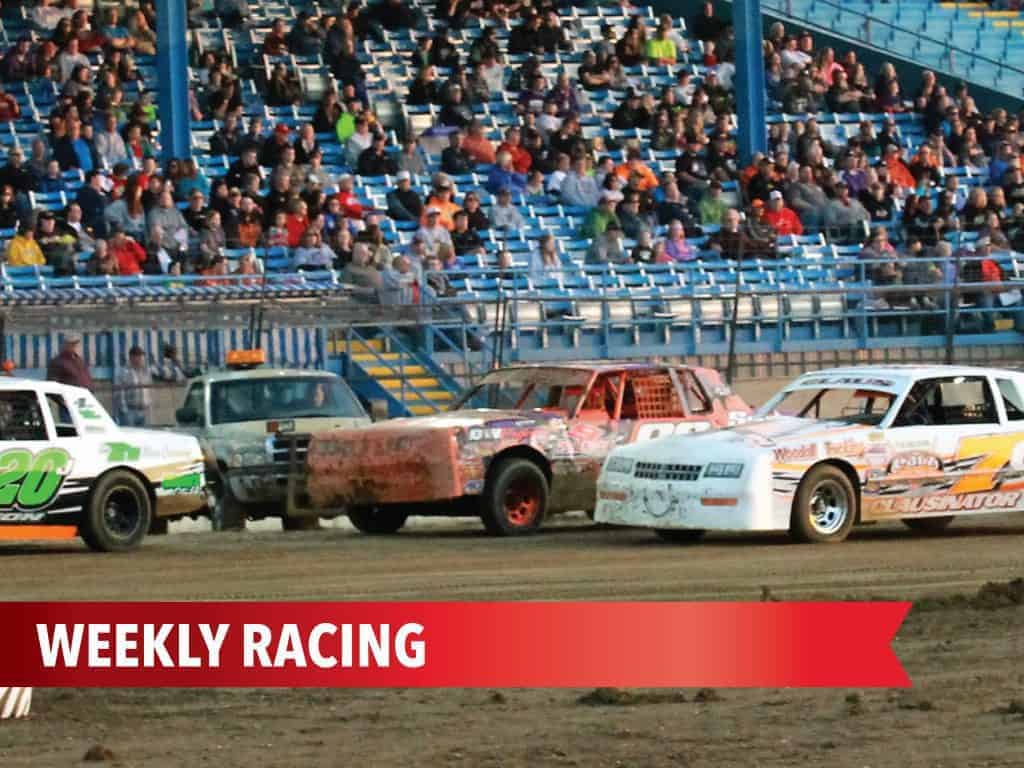 Weekly racing photo