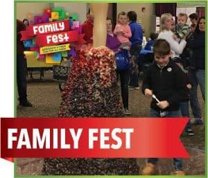 Family Fest Button