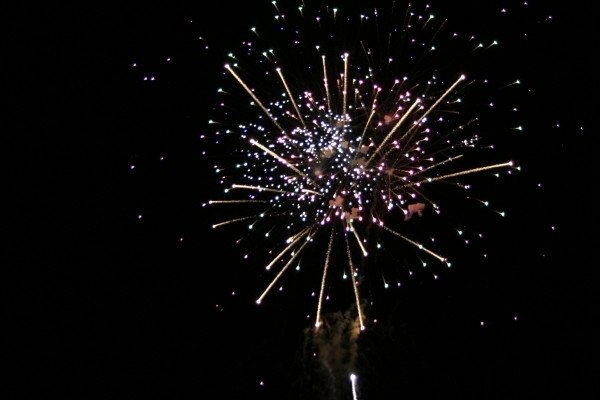 J & M Fireworks Spectacular presented by Farmers Bank